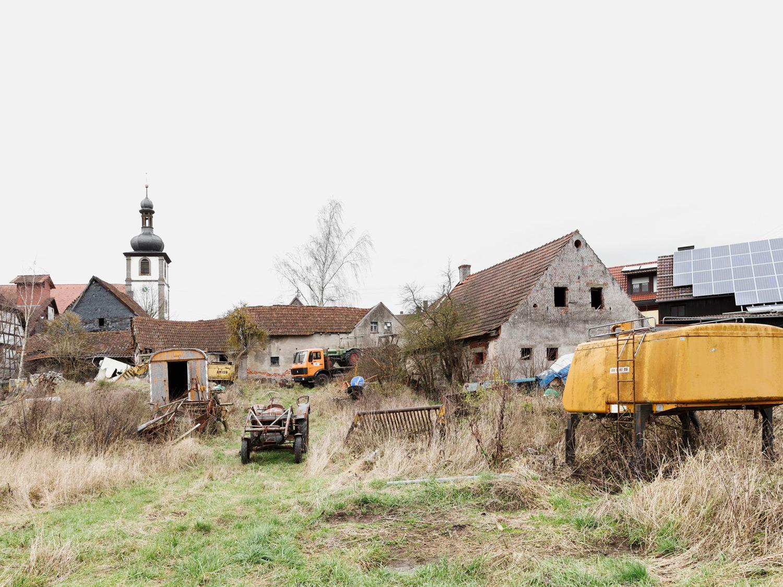 Dörfer sterben. Dörfer leben