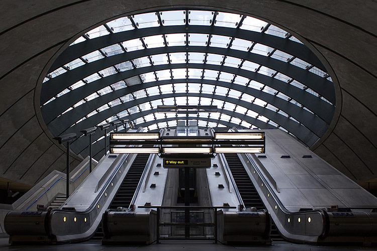 Docklands / Canary Wharf Metro